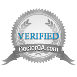 Verified DoctorQA.com Profile